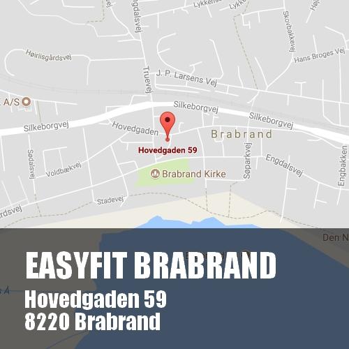 EasyFit Brabrand - fitnesscenter