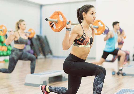 Pump styrketræning